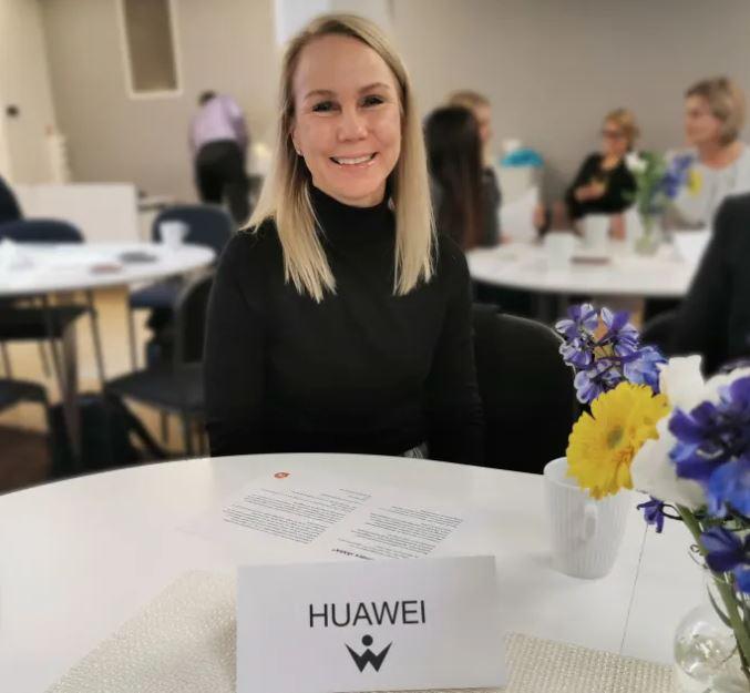 Huawei deltar i Womentor för att sporra fler kvinnor att välja IT-branschen