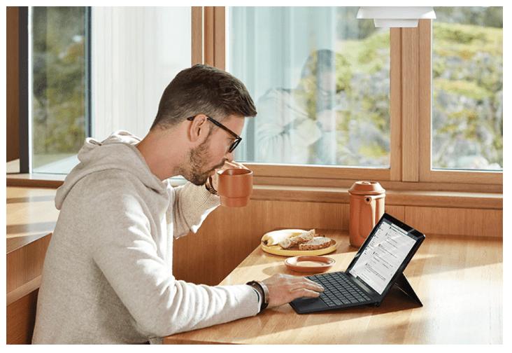 Ny data från Microsoft om distansarbetstrender