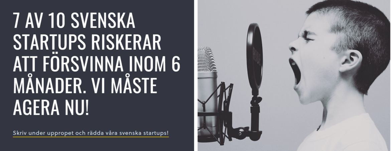 7 av 10 svenska startups riskerar att försvinna inom 6 månader