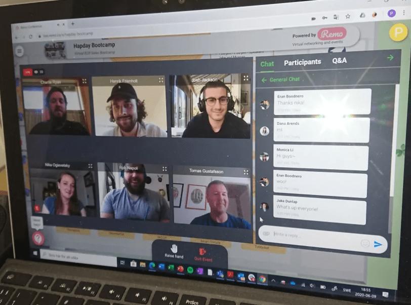 50 mentorer i New York hjälper Umeå-startups att göra affärer i USA