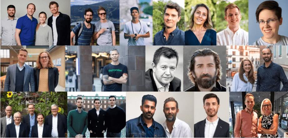 Här är de 15 nya startupbolagen som antagits till Sting