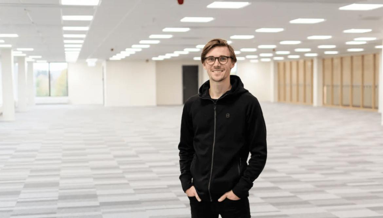 Boden Business Park startar mötesplats med startup-program