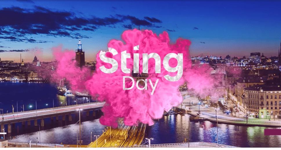 Sting Day 2020: Live från Stockholm, Munich, London och New York