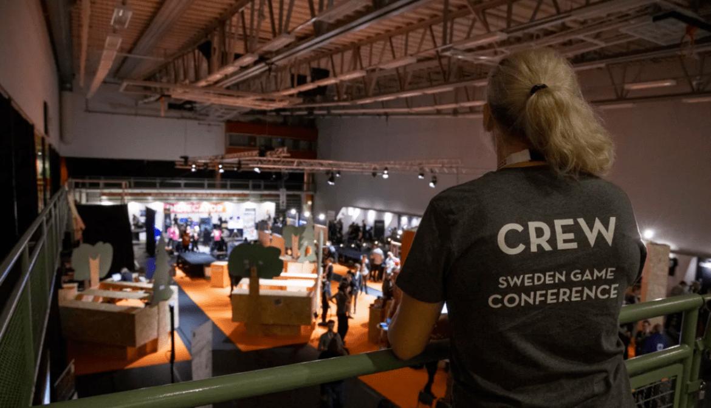 Sweden Game Conference fokuserar på företag och studenter