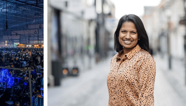 Martina Bohl blir projektledare för nysatsning i samarbetet med DreamHack