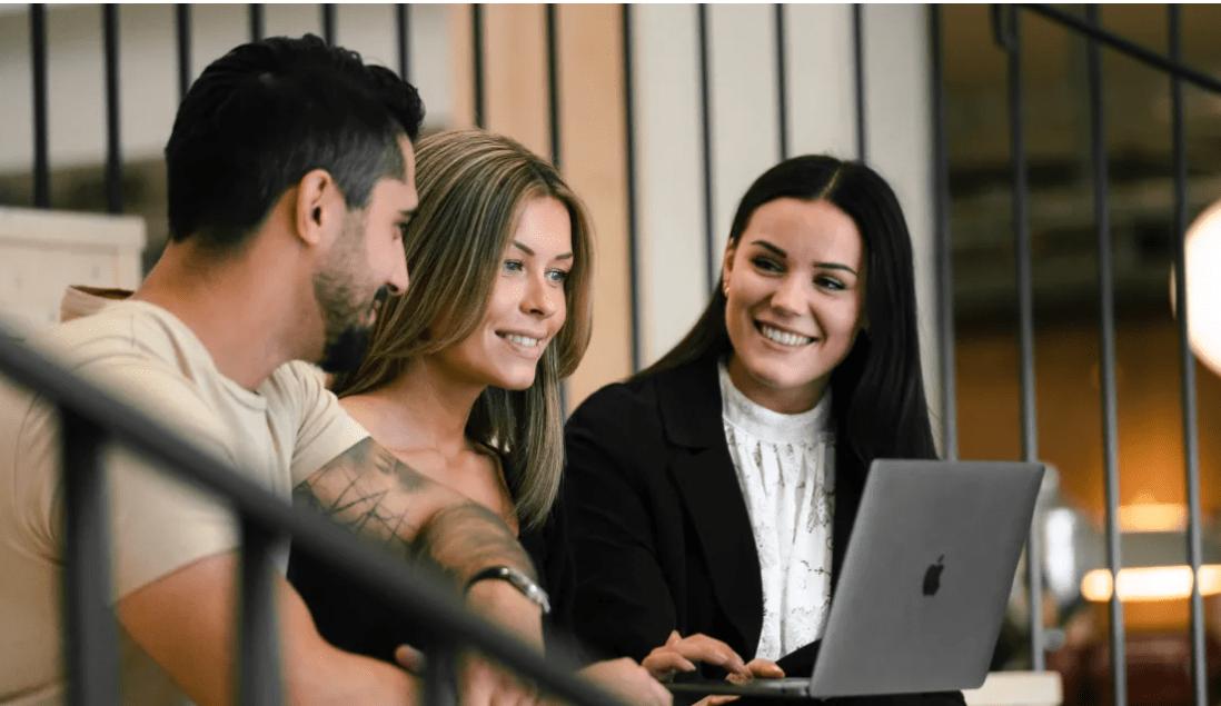 P.S. Ses snart. Piteå och Skellefteås karriärmöjligheter visas upp i digital kampanj för inflyttare