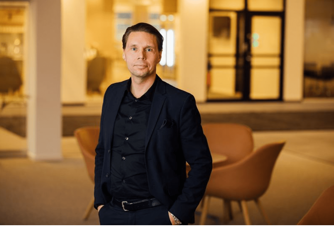 Atea presenterar ny regionchef för Stockholm