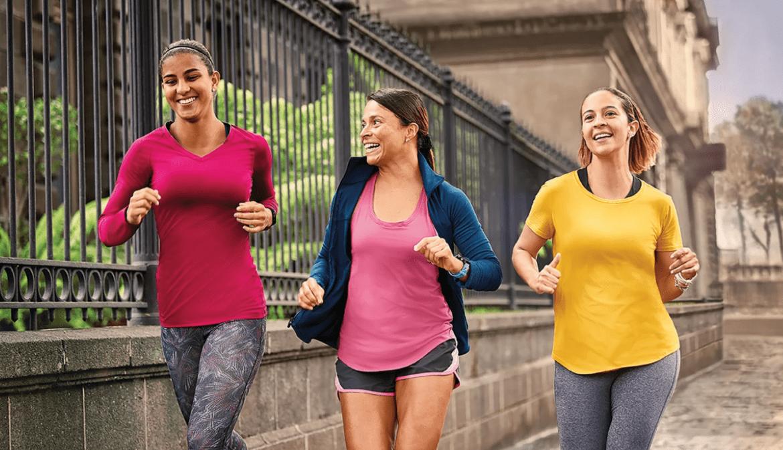 Smart teknik för maximerad träning allt vanligare bland kvinnor