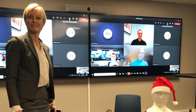 Globala teknikkonsult-företaget Altran först i världen att hyra AI-intervjuroboten Tengai