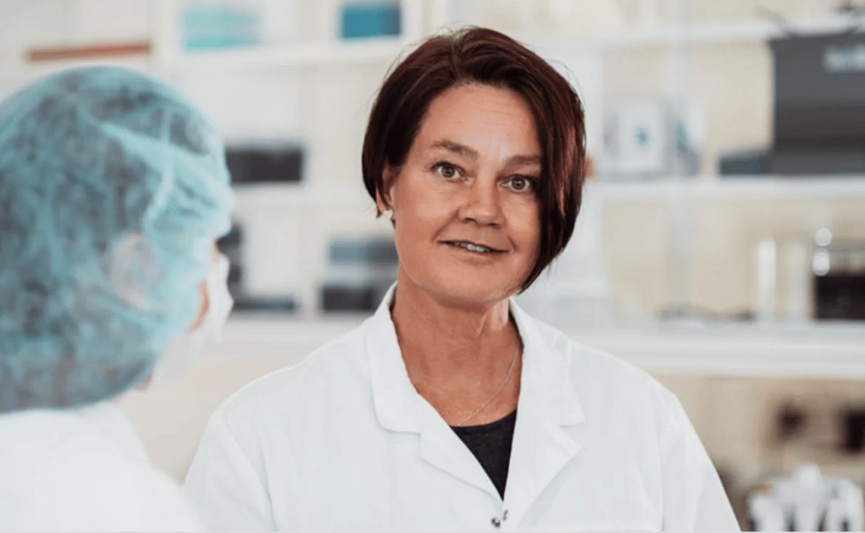 Dynamic Codes Anne Kihlgren utsedd till Sveriges viktigaste kvinnliga grundare