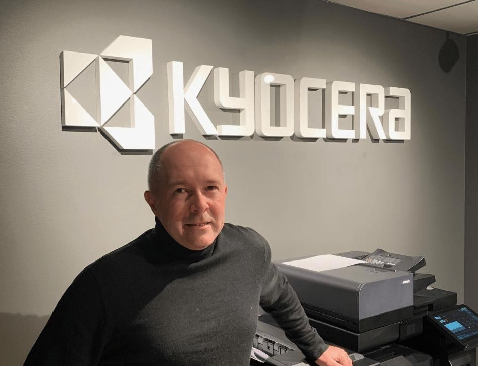 Kyocera Document Solutions Nordic – Nya krafter i bolaget