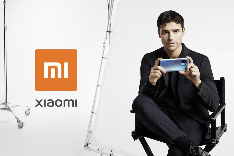 Eric Saade och Xiaomi i samarbete