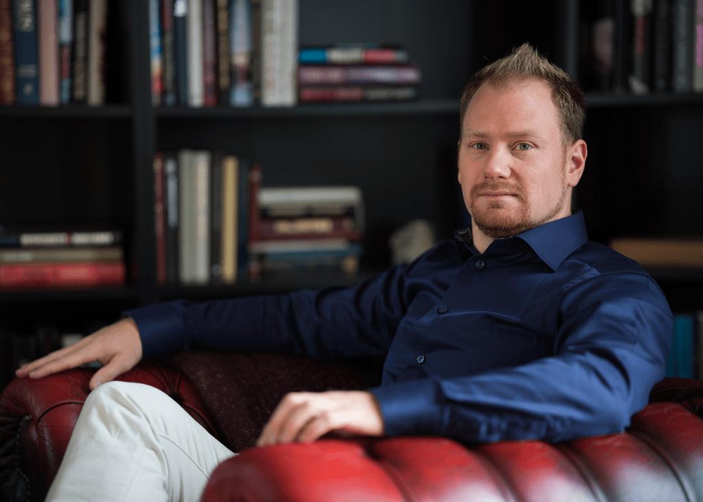 Kasperskys IT-säkerhetsexpert David Jacoby tilldelas SSF Stöldskyddsföreningens förtjänsttecken