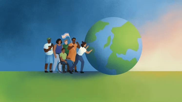 Millennials och Generation Z: Ansvarstagande och åtgärder i fokus