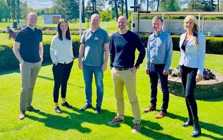 Mårten Jacobson ska leda A Society i Linköping mot nya framgångar