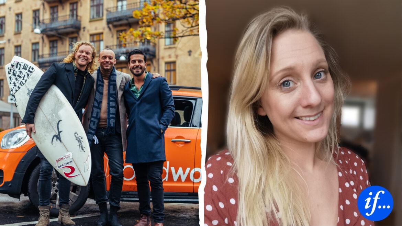 If Skadeförsäkring inleder nordiskt employer branding samarbete med Oddwork