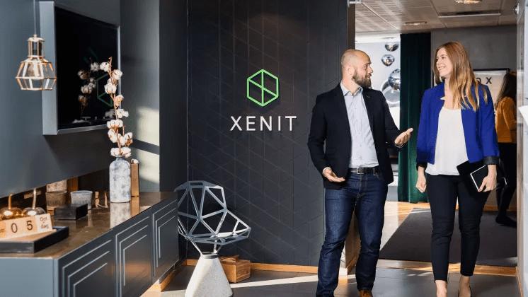 Xenit inför kontor- och hemmamix