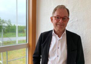 Ragnar Åhgren tillträder som styrelseordförande för Inzile