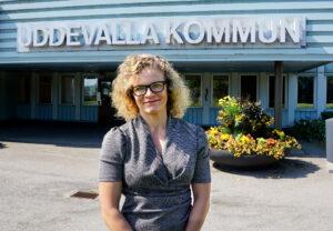 Malin Krantz kommundirektor Uddevalla kommun