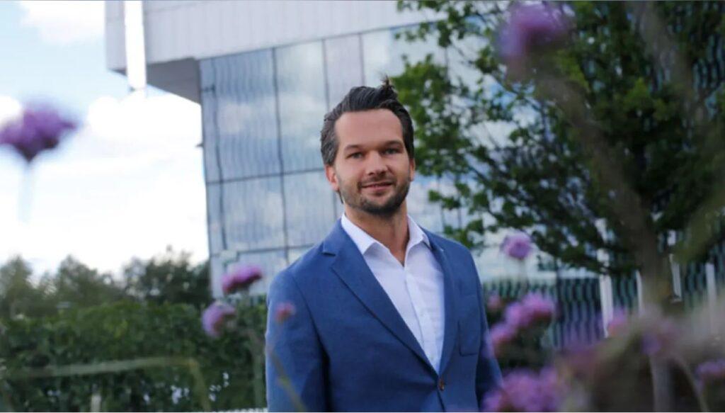 Daniel Gustafsson Raba ny logistikchef på Foodora