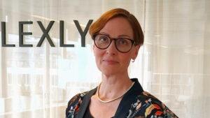 Lexly ökar takten och anställer ny Chief Product Officer