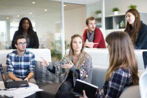 Att driva holistiska företagsframgångar med ett 360 graders medarbetarengagemang