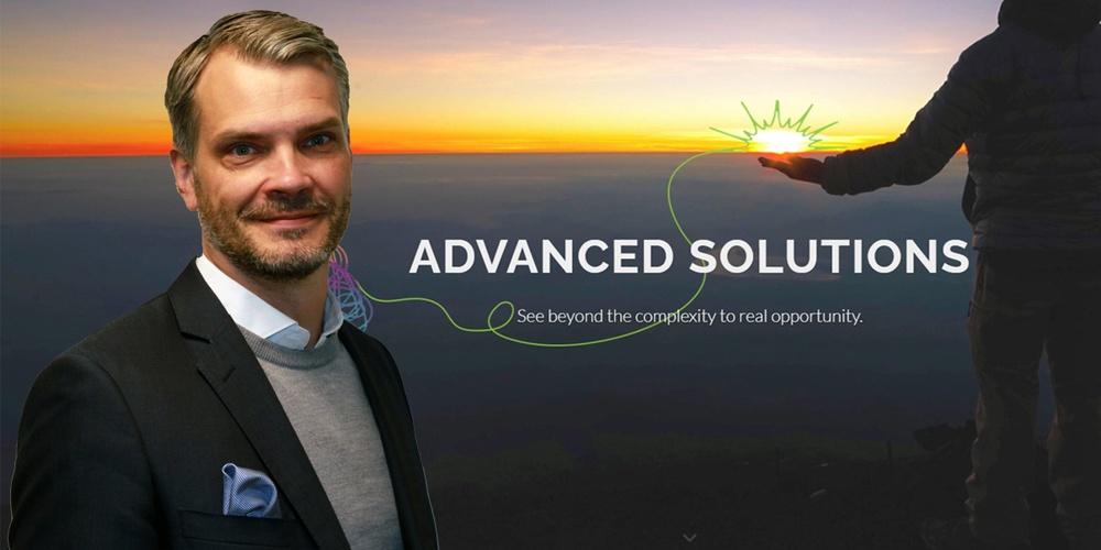 Niko Österberg leder Advanced Solutions hos Ingram Micro